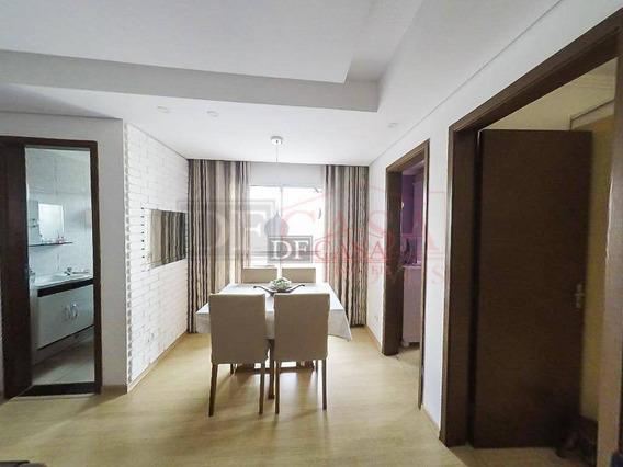 Apartamento À Venda No Edifício Esmeralda - Ap3974