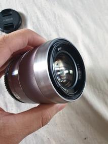 Lente Sony 50mm F1.8 E-mount Sel50f18 Estado De Nova