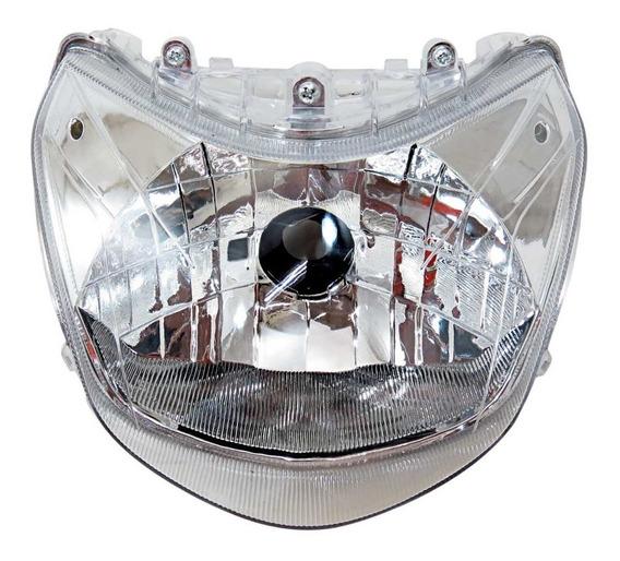 Bloco Óptico Farol Honda Pop 110 110i Modelo Original 20371