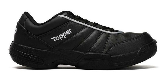 Zapatillas Topper Tie Break 3 Neg Unisex