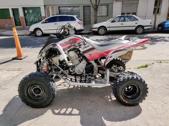 Cuatriciclo Yamaha Raptor 700 Año 2010 Con Trailer - Titular