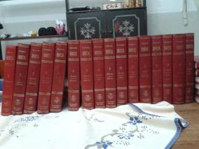 Enciclopédia Barsa 1975, 15 Volumes + Dicionário