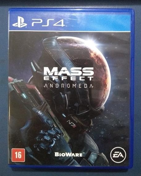 Mass Effect Andromeda Ps4 Midia Fisica