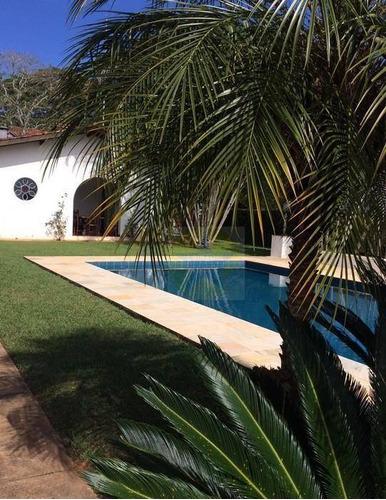 Chácara Residencial À Venda Em Condomínio Fechado, Piracaia - Ch1052. - Ch1052