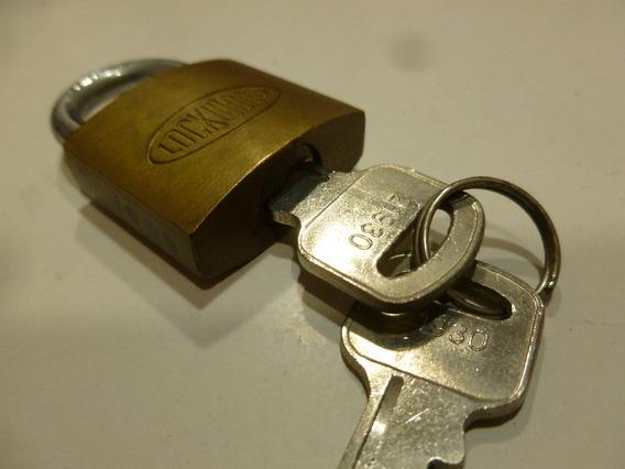 Candado 45 Mm Locker Cofres Armario Wood Lock