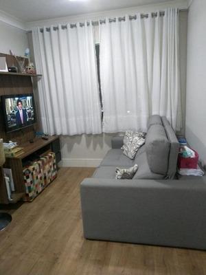 Apartamento Com 2 Dormitórios Para Alugar, 45 M² - Ponte Grande - Guarulhos/sp - Ap6092