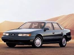 Manual De Taller Ford Taurus (1986-1995) Español