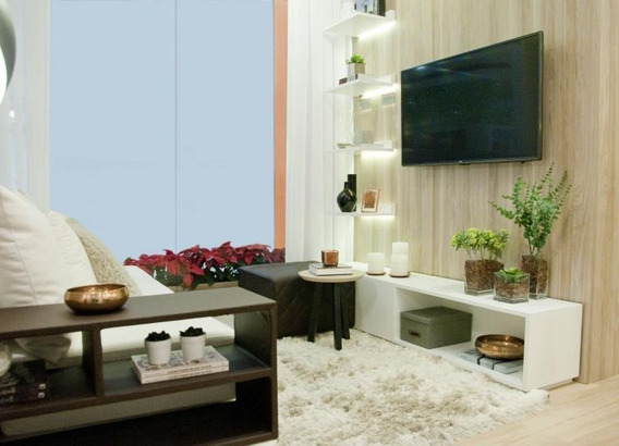 Apartamento Para Venda Em São Paulo, Morumbi, 2 Dormitórios, 1 Banheiro - Plano Mor_1-984092