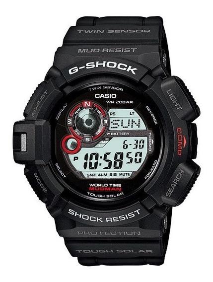 Relogio G-shock G-9300-1dr Preto Digital