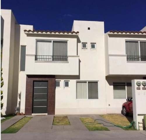 Casa En Condominio En Renta En Puerta De Piedra, San Luis Potosí, San Luis Potosí