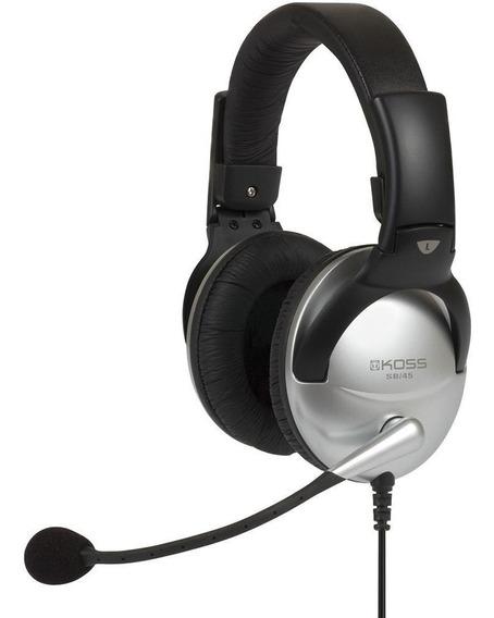 Headset Fone De Ouvido Koss Sb45 - Pronta Entrega Original*