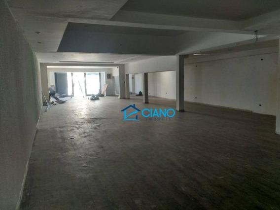 Salão Para Alugar, 600 M² Por R$ 14.900,00/mês - Mooca - São Paulo/sp - Sl0179