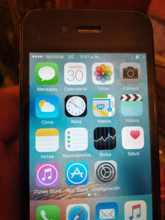 iPhone 4s Libre Para Cualquier Compañia