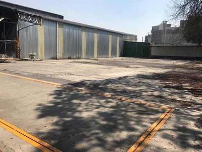 Bodega Nave Industrial En Venta, Azcapotzalco, Ciudad De México