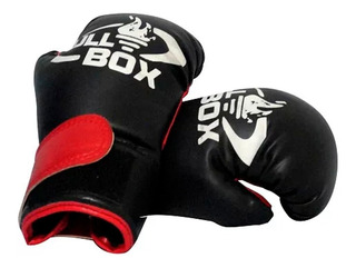 Guantes Boxeo Niños Kick Boxing 4 Oz Full Box Calidad!