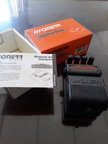 Pedal Efeito P/guitarra Onerr Platinum Super Distortion Novo