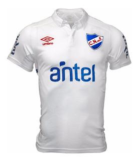 Camiseta Niño Club Nacional De Football | Umbro Blanca 2017