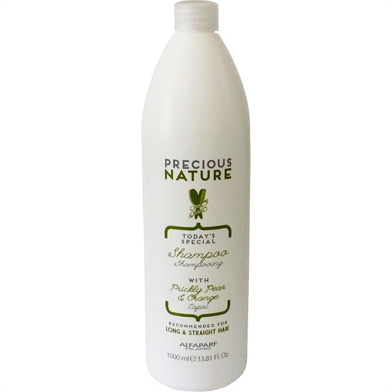 Alfaparf Precious Nature Shampoo Prickly Pear & Orange - 1l