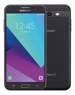 Celular Samsung Galaxy J7 V Negro Reacondicionado Libre