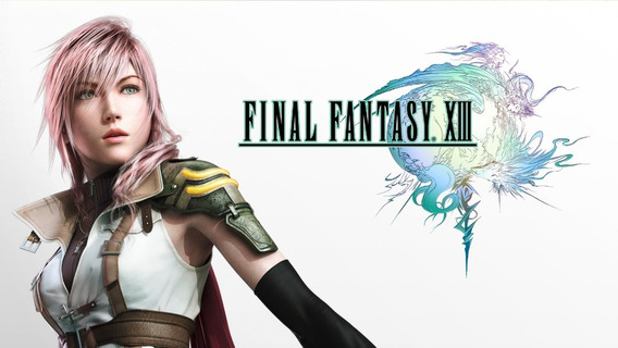 Final Fantasy Xiii - Pc Mídia Digital