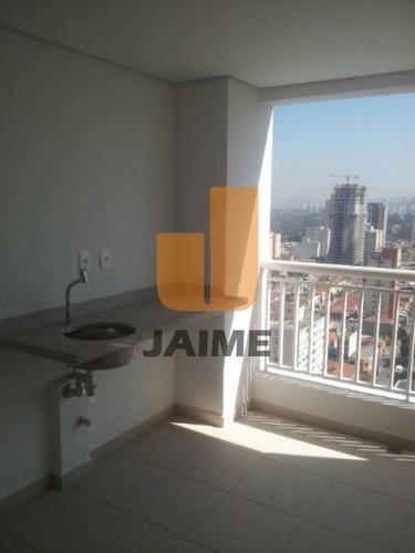 Apartamento Para Venda No Bairro Pinheiros Em São Paulo - Cod: Pe830 - Pe830
