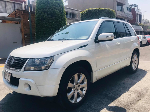 Suzuki Grand Vitara 2.4 Gls L4 Piel Qc Cd At 2012