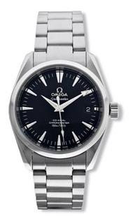 Omega Mens 25045000 Seamaster Aqua Terra Reloj Cronometro D