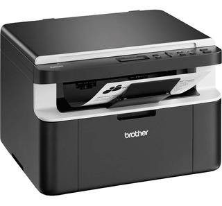 Impresora Multifuncion Láser Brother Dcp 1617 Nw - Interhard