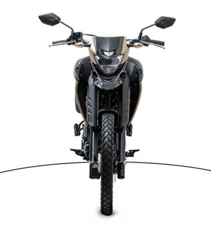Lander 250 Abs 0 Km Bege Yamaha