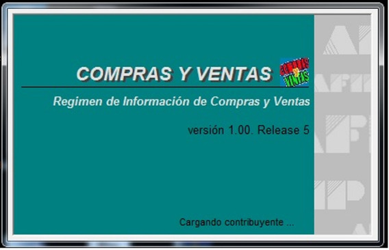 Citi Compras Citi Ventas Afip Rg3685 Planilla Excel-txt 2iva