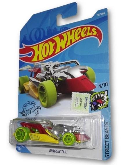 Draggin Tail Street Beast Hotwheels Mattel