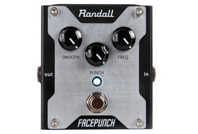 Pedal Randall Face Punch Overdrive