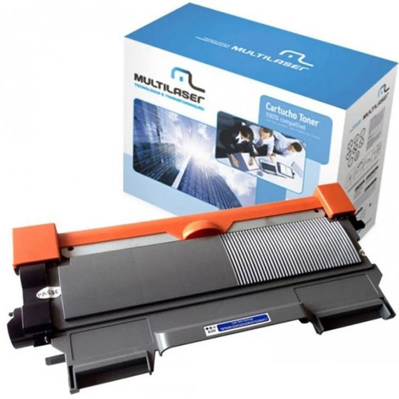 Cartucho Toner Universal Brother Tn410/420/450 Multilaser