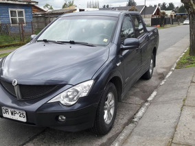 Ssangyong Actyon 2.0 Full