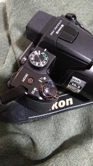 Câmera Digital Nikon Coolpix P100