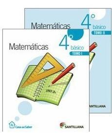 Matematica 4 Basico Proyecto Casa Del Saber B / Green Libros