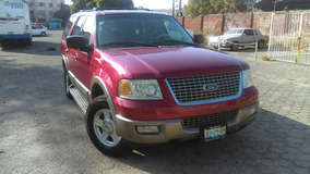 Ford Expedition 5p Eddie Bauer Aut 5.4l 4x2 Piel 2003