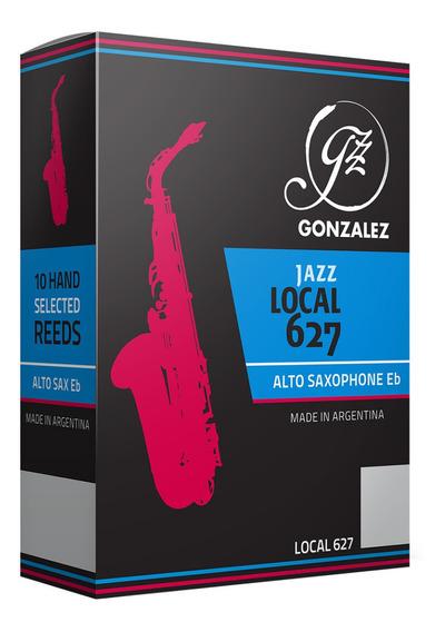 Cañas Gonzalez Local 627 Jazz Para Saxo Alto