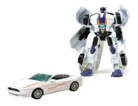 Transformers 5 White Off Jiaqi Alloy Metal Parts Branco