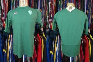 Werder Bremen 2001 Camisa Titular Tamanho M.