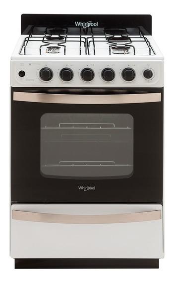 Cocina Whirlpool 56 Cm Blanca Wfb57dw