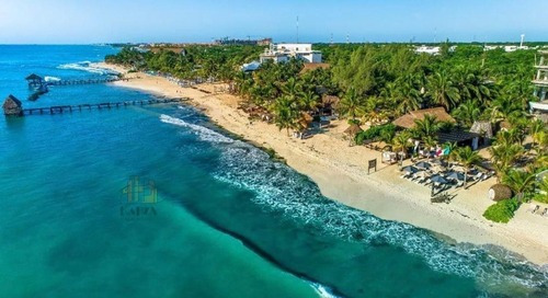Casa En Venta En Playa Del Carmen Selvamar