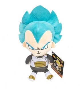 Peluche Vegeta Super Saiyan Blue Importado Dragon Ball