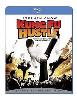 Blu-ray : - Kung Fu Hustle (, Dubbed, Dolby, Ac-3, Wid...