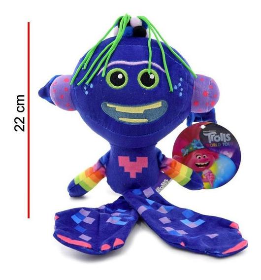 Trollex Trolls De Peluche Original 22 Cm Phi Phi Toys
