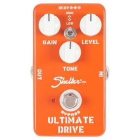 Pedal Efeito Ultimate Drive Sud - Shelter + Fonte