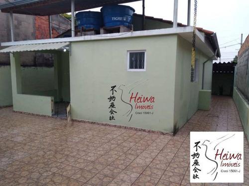 Casa Com 3 Dormitórios À Venda, 160 M² Por R$ 245.000,00 - Parque Vitória Régia - Sorocaba/sp - Ca1265