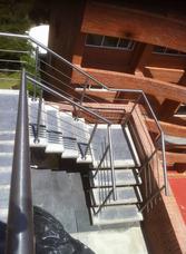 Fabricacion De Barandas Y Accesorios En Acero Inoxidable