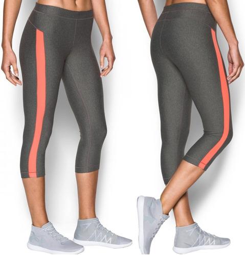 Lycras Under Armour Legins Short Capri 100% Originales Nike