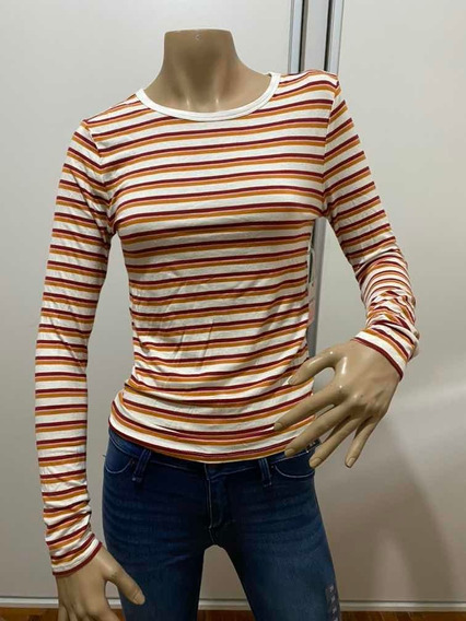 Forever 21 Remera Mujer 6509